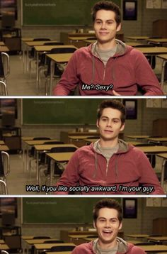 Teen Wolf , Dylan O'Brien