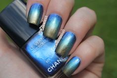 NOTD – Chanel gradient