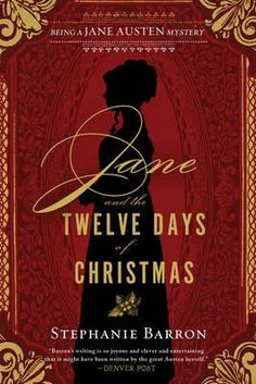 Jane Austen turns sleuth in this delightful murder mystery set over the twelve days of a Regency-Era Christmas party. Christmas Eve, 1814: Jane Austen has been invited to spend the holiday with family and friends at The Vyne, the gorgeous ancestral home of the wealthy and politically prominent Chute family. #bookdepository