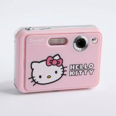 Appareil photo Hello Kitty 5MPX avec housse 59 €