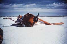 Antarctic aircraft 1955–69 — Australian Antarctic Division