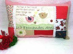 almofadas patchwork samariquinha - Pesquisa Google