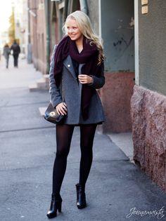 Jonnamaista: Outfit In Playsuit - Fall Edition  #