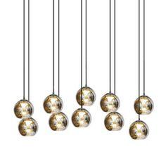 Kubric So - Cluster of 10 | General lighting | Contardi Lighting