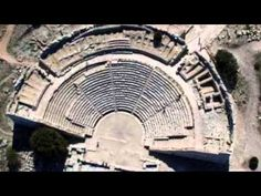 Youtube: History of Ancient Greek Theatre Masks.
