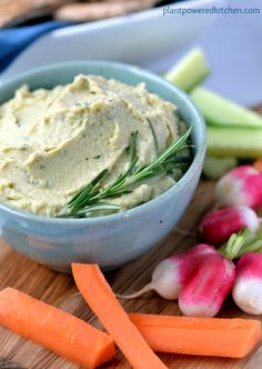 Artichoke and White Bean Dip, from Let Them Eat Vegan, by Dreena Burton