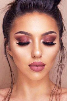 Hottest Smokey Eye Makeup Ideas 2018 - - Hottest Smokey Eye Makeup Ideas 2018 Beauty Makeup Hacks Ideas Wedding Makeup Looks for Women Makeup Tips Prom . Eye Makeup Tips, Makeup Hacks, Beauty Makeup, Face Makeup, Beauty Tips, Eyeliner Makeup, Beauty Trends, Makeup Tutorials, Beauty Hacks