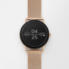SKAGEN Falster Smartwatch Pairs Modern Style With Android Wear 2.0 - Design Milk