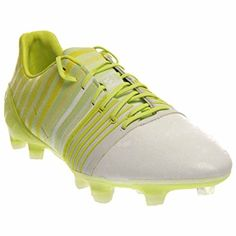 buy popular 4d42f 6f211 adidas Mens Nitrocharge 1.0 FG Firm Ground Hunt Soccer Shoe Review