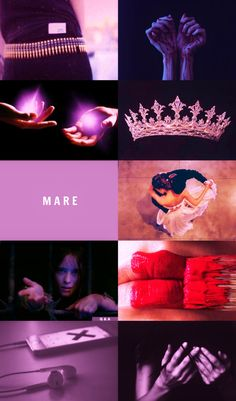 Mare Barrow | Red Queen by Victoria Aveyard