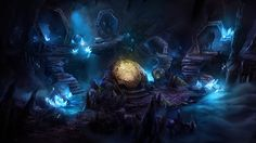 Fantásticos Escenarios del Artista CGI Moy Shin Hung | notodoanimacion.es
