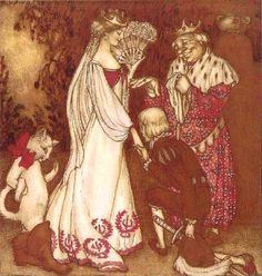 He mainly illustrated fairy tales Children's Book Illustration, Book Illustrations, Andersen's Fairy Tales, John Bauer, Dream Fantasy, Conte, Nursery Rhymes, Vintage Prints, Childrens Books
