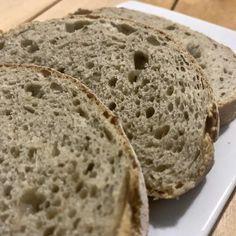 Najspoľahlivejší recept na kváskový chlieb. Metóda 1-2-3 - Spoza plota Cooking Recipes, Bread, Baking, Baguette, Drink, Food Recipes, Patisserie, Chef Recipes, Brot