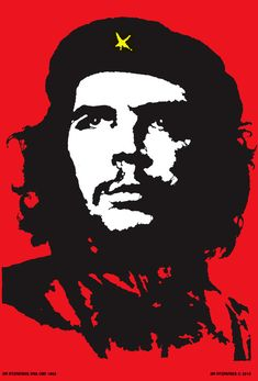 Inedit silkscreen after Warhol, the iconic portrait of Che Guevara by the photographer korda in 1967 Andy Warhol, Che Guevara Images, Jim Fitzpatrick, Pop Art, Wallpapers En Hd, Tube Carton, Ernesto Che Guevara, Lisson Gallery, Galleries In London