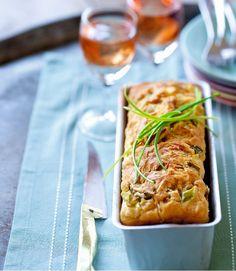 Cake+aux+poireaux+et+au+curry