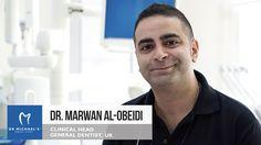 Meet Dr. Marwan, our Clinical Head at Dr. Michael's Dental Clinic in Dubai.