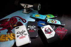Element Case Skate Legends Series capas para iPhone - Clube do skate