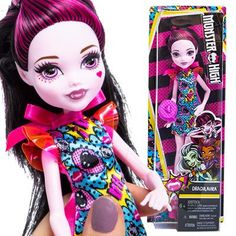 monster high draculaura doll | Five Below Five Below, Monster High, Disney Characters, Fictional Characters, Dolls, Disney Princess, Anime, Baby Dolls, Puppet