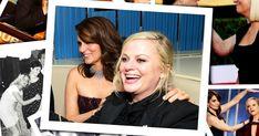 The History of Tina Fey and Amy Poehler's Best Friendship Snl Host, Upright Citizens Brigade, Liz Lemon, Sarah Palin, The Emmys, Amy Poehler, Press Tour, Tina Fey