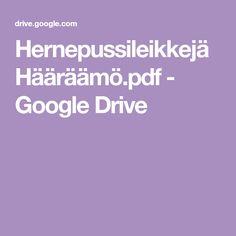 Hernepussileikkejä Hääräämö.pdf - Google Drive Google Drive, Pdf