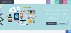 Модные кнопки в веб-дизайне