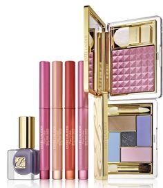 Estée Lauder Pretty Naughty lente make-up collectie 2013 & prachtige nagellakken - Beautyscene
