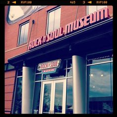 Rock n Soul Musuem...Memphis Tennessee