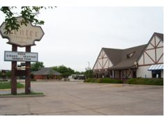 The Center, Muenster, Texas.  Authentic German cuisine.
