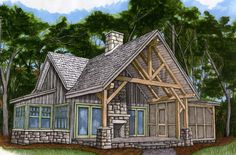 This cozy cabin will serve you as the hideaway that you are looking for whether it is a hunting retreat or as a rental cottage.