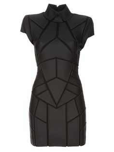 Cyberpunk dress by Gareth Pugh