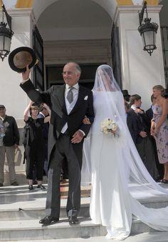 La boda de Iván Bohórquez & África Serra