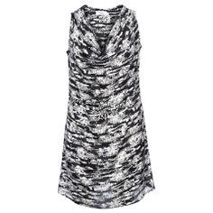 Mönstrad klänning från Zizzi | STORTMODE.se