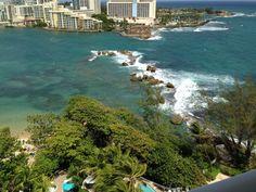 Visiting San Juan, Puerto Rico and the Condado Plaza Hilton www.travel.mommypoppins.com