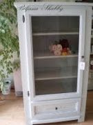 Shabby chic cabinet  want this