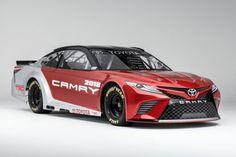 トヨタ、2017年NASCAR参戦車両『カムリ』を発表  [F1 / Formula 1]