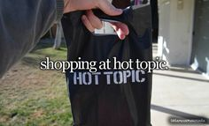 Hot topic!