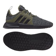556f2e03f adidas Boys  X PLR Grade School Shoes - Dark Grey Heather Core Black