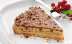 I am a HUGE fan of Ikea's Daim Torte & candies (and Ikea too!). I love it so much that I once emailed Almondy (the company who makes them)...
