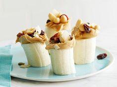 Under 250 Calories: Banana Dippers