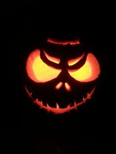 Jack nightmare before christmas pumpkin Halloween Pumpkin Images, Halloween Pumpkins, Halloween Fun, Nightmare Before Christmas Pumpkin, Tim Burton, Hallows Eve, Christmas Stuff, Awesome Stuff, Pumpkin Carving
