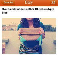 Aqua. Love it.
