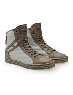#HOGANREBEL Women's Spring - Summer 2013 #collection: leather High-Top #sneakers R182.