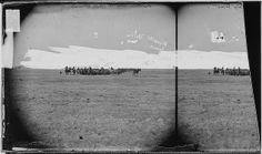 Confederate prisoners under escort to Belle Plain, Va., 1864. | Flickr - Photo Sharing!