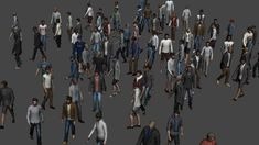 Learn how to render crowd scenes in Massive.