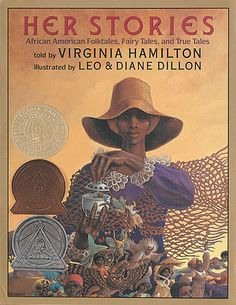 Cover of the book Her Stories by Virginia Hamilton