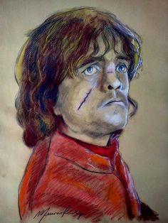 Mauro Vila Real: Tyrion Lannister - Game Of Thrones