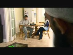 Four Lions - water pistol fight