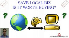 Save Local Biz Review