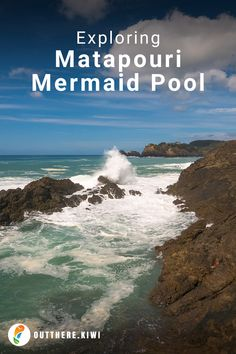 A bit of a detour to get to, but this emerald green natural tidal rock pool near Matapouri Bay is the perfect place for a refreshing swim at low tide. Island Movies, Mermaid Pool, North Island New Zealand, Ocean Sounds, Handsome Actors, Perfect Place, Swimming, In This Moment, Explore