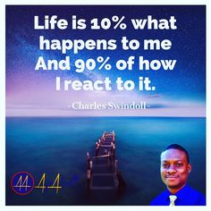 Life is 10% what happens to me and 90% if how I react to it.-Charles Swindoll  http://ayeakoda.com  It is always easy to point the finger or put the blame on somebody else or something else but the magic happens when you understand that you and you only is control of what happens next.  #inspiration #workfromhome #instaquote #goviral #contentmarketing #branding101 #startuplife #doer #quotes #ayeakodaownit #designlife #mlm #smb #businesstraining #bestoftheday #cool #brandidentity #smmnews…